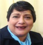 Dra. Miriantonieta C. de Niño : Secretaria de la Junta Directiva del SEC