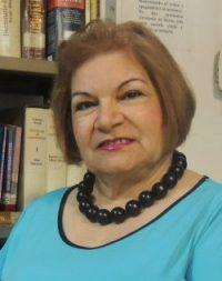 Lic. Rosa D. Osorio De Franquis : Profesora