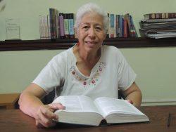Dra. Máryori González : Tesorera de la Junta Directiva del SEC